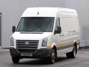 2006 Volkswagen Crafter LWB High Roof Van